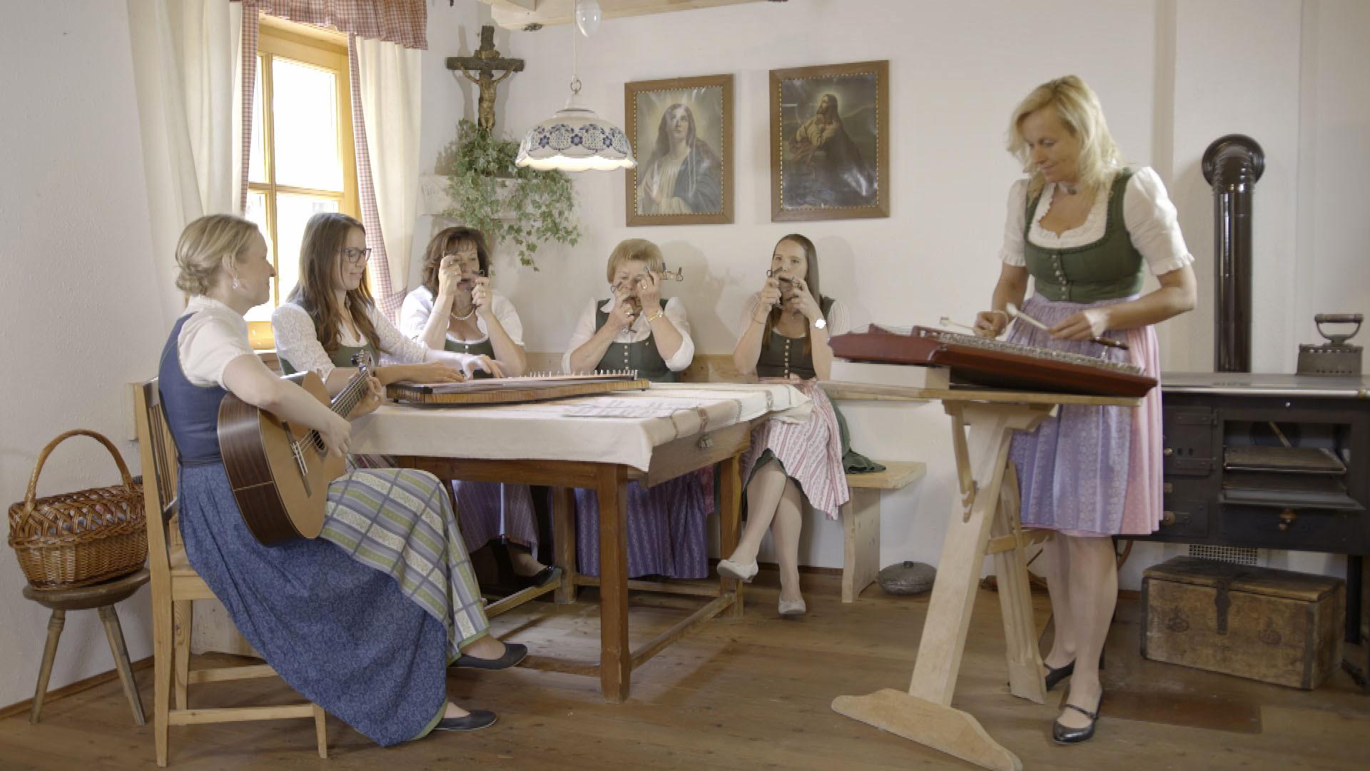 13 Mollner Maultrommel Ensemble