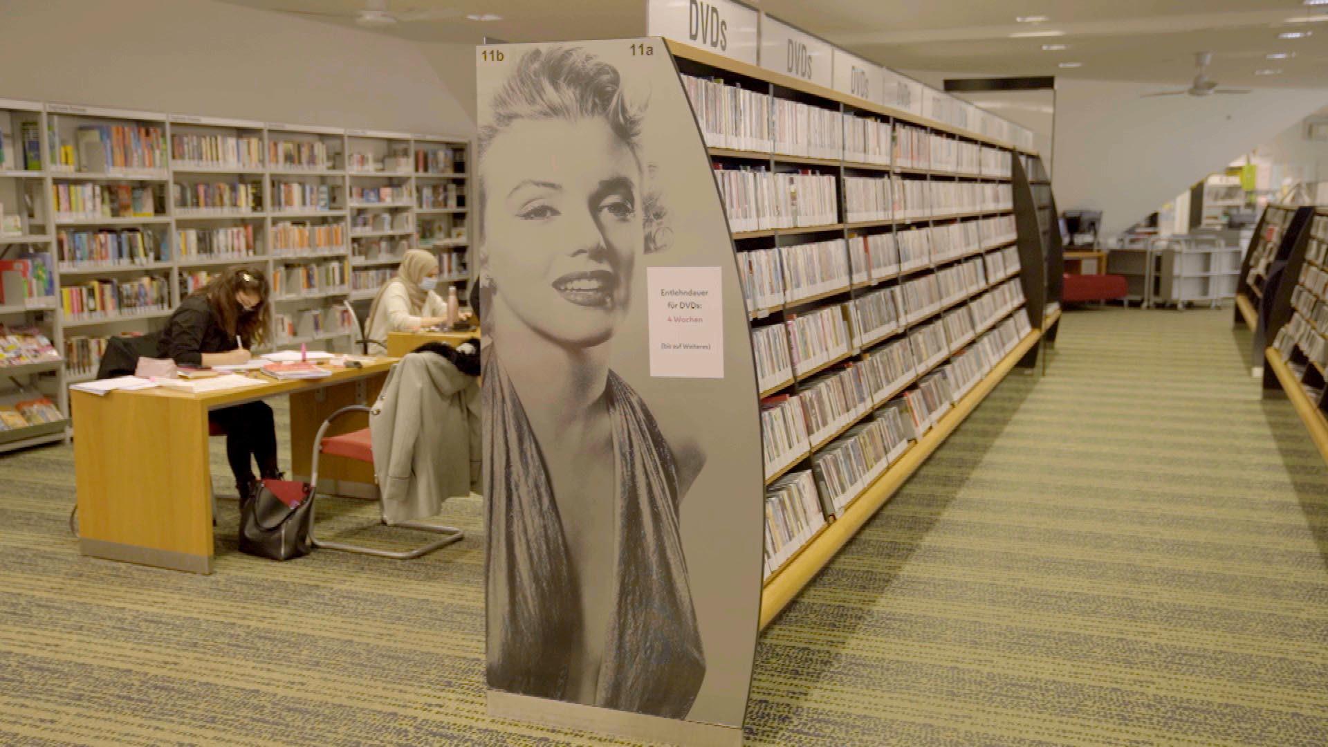 14 ÖB Büchereien