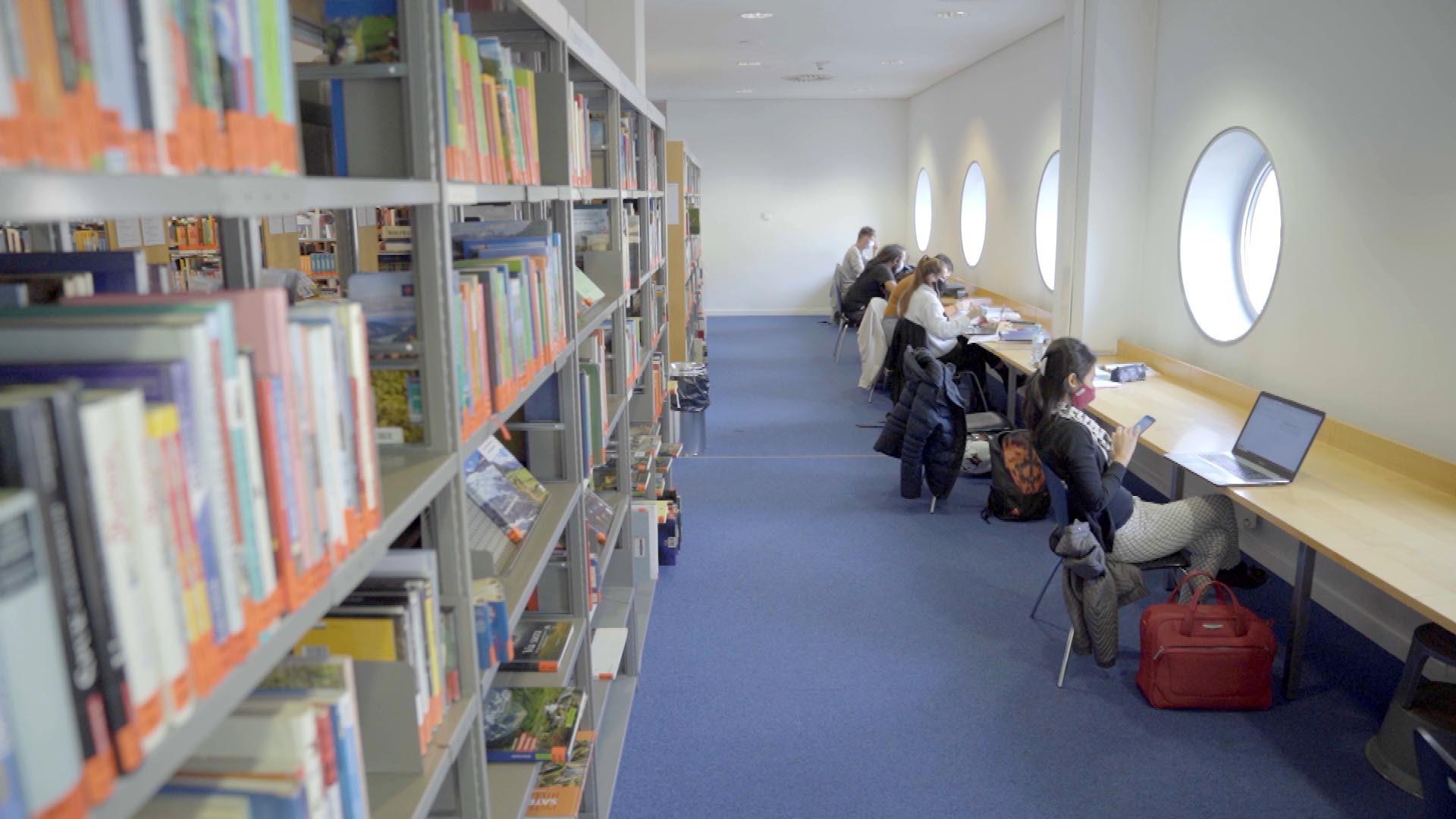 15 ÖB Büchereien