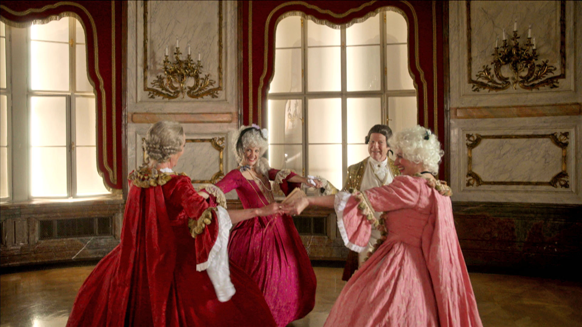 19 Die Damen der Habsburger w