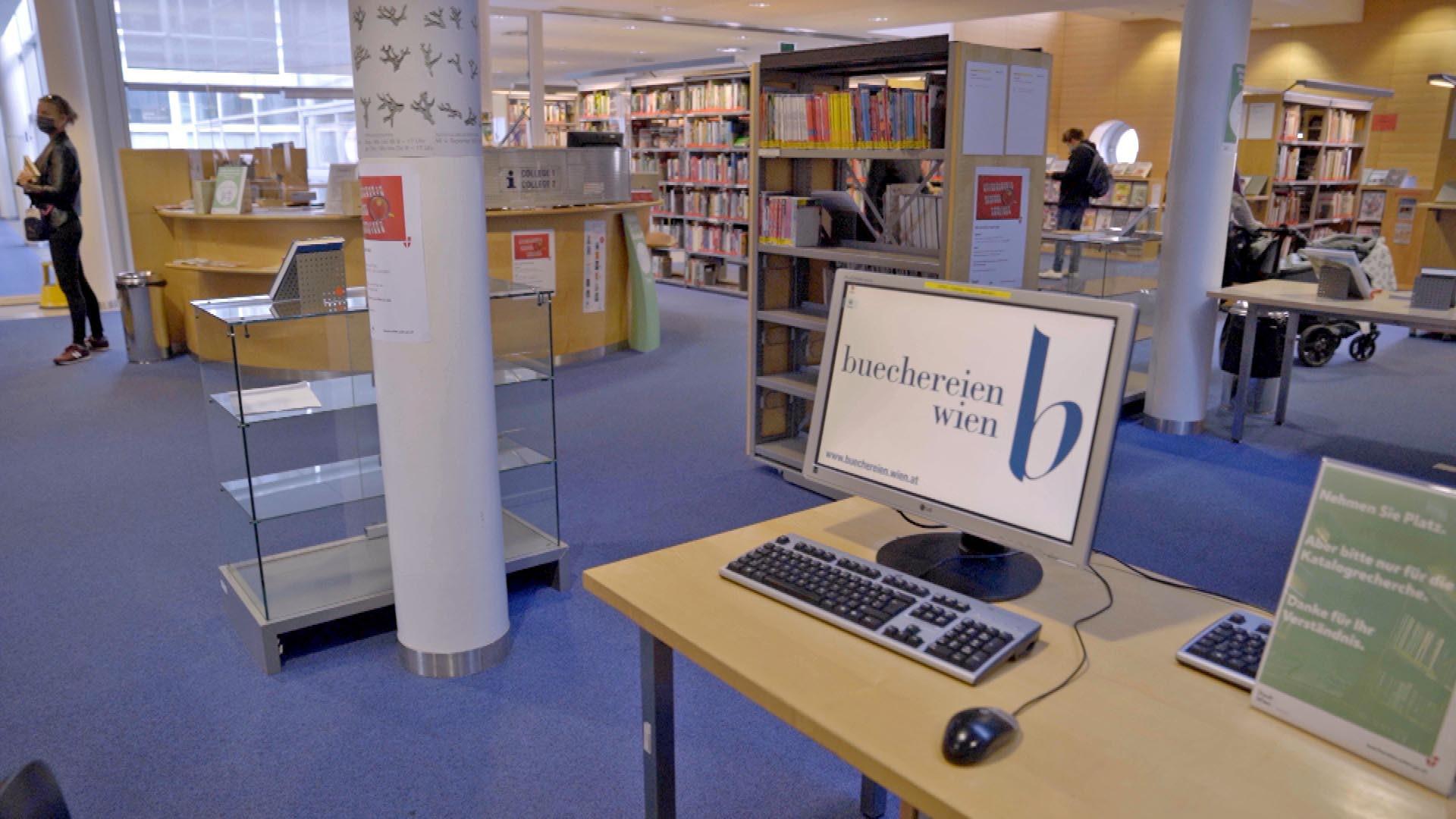 2 ÖB Büchereien