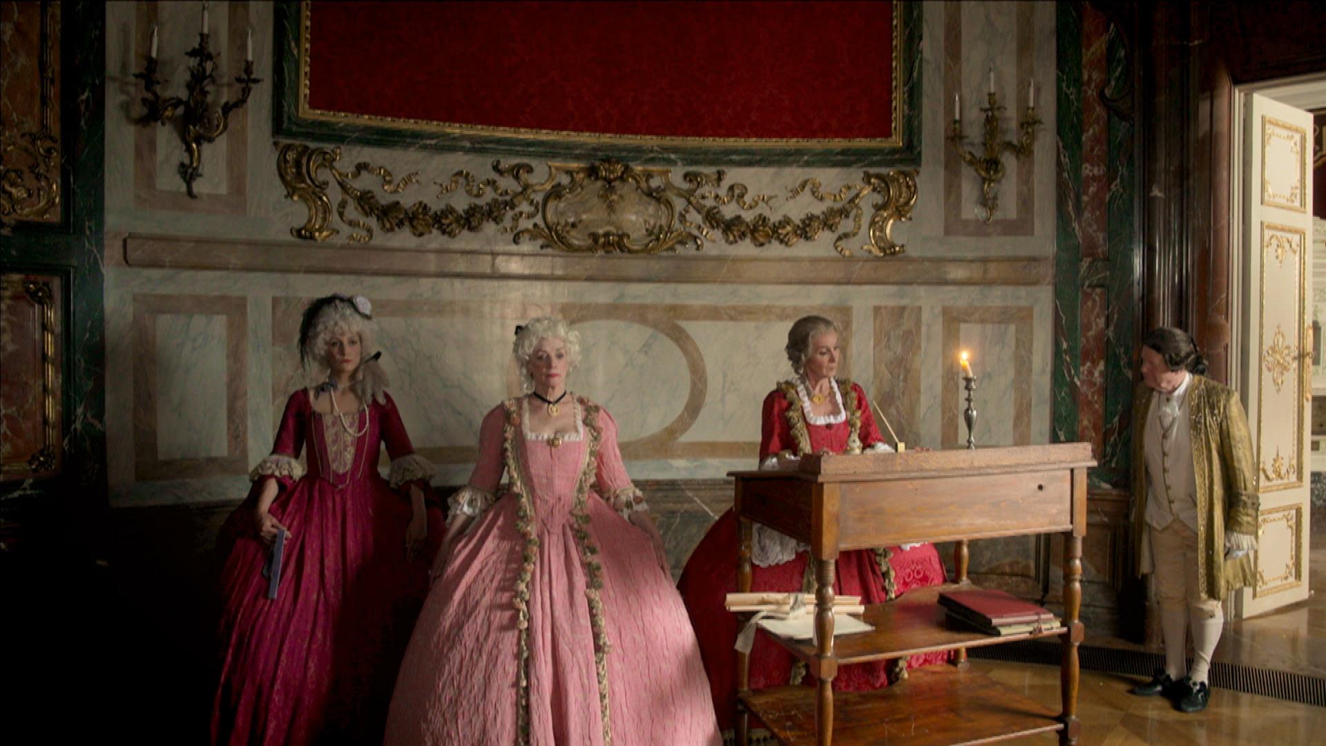 2 Die Damen der Habsburger