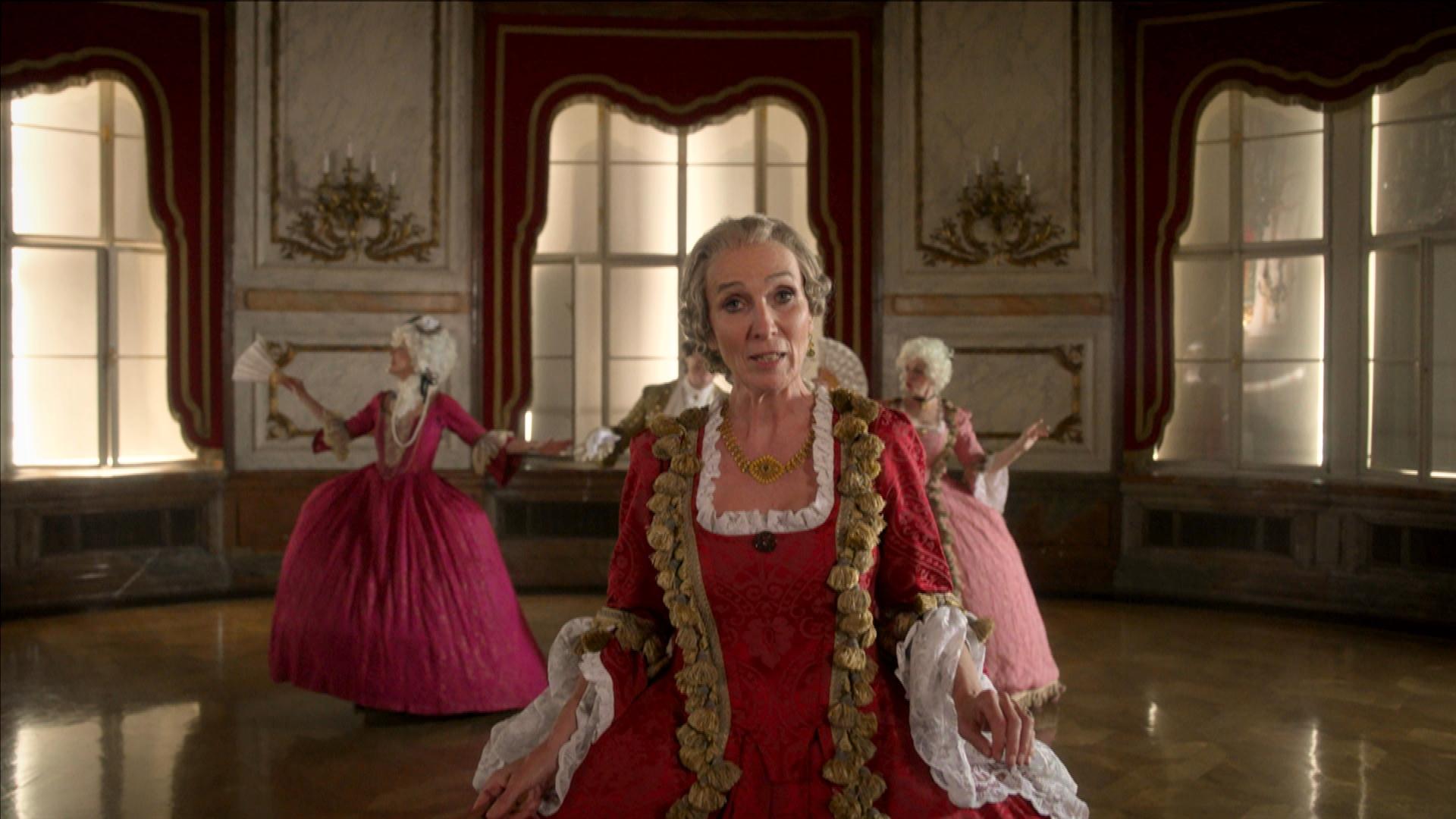 20 Die Damen der Habsburger