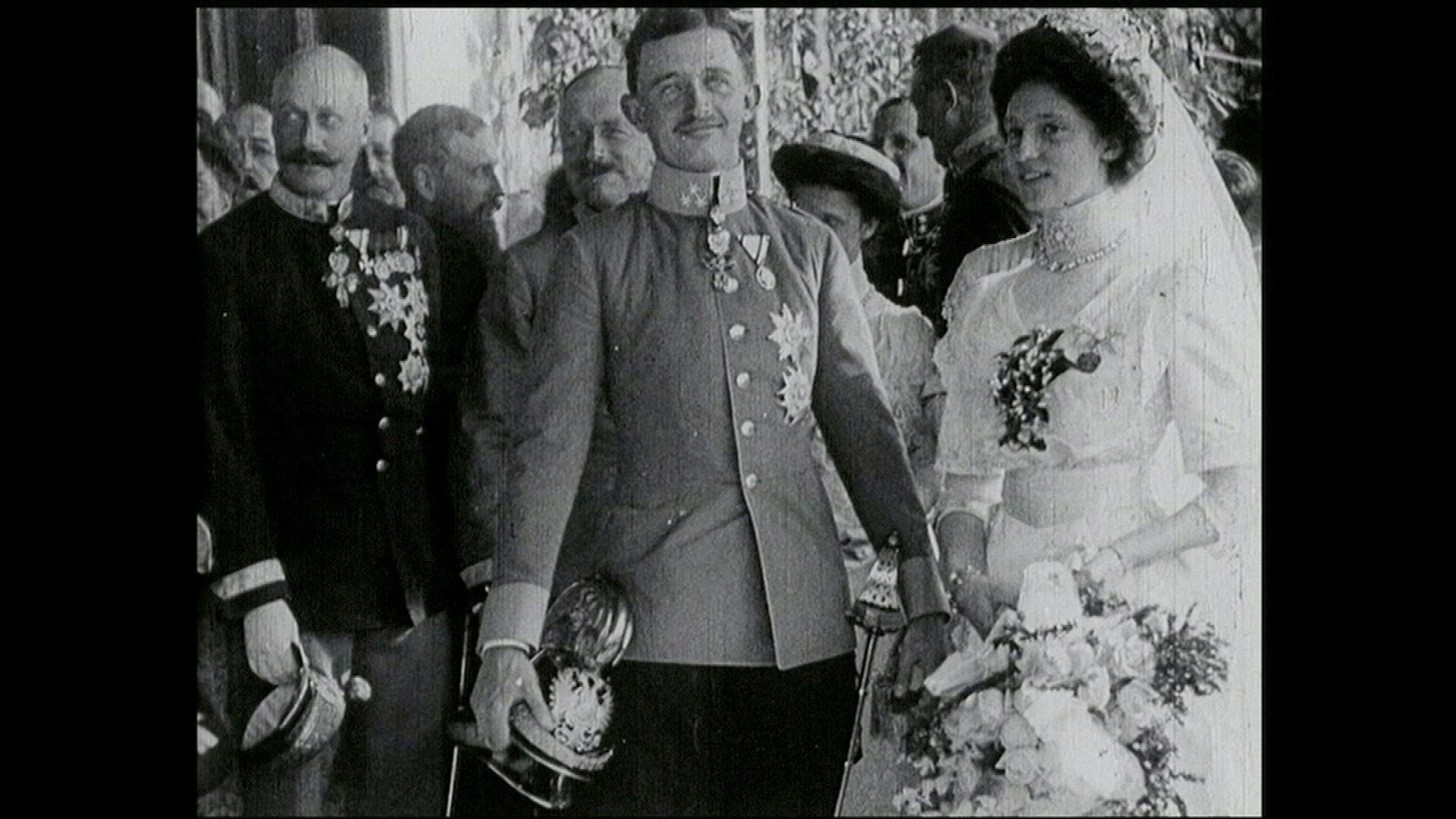 3 Hochzeit Zita Karl