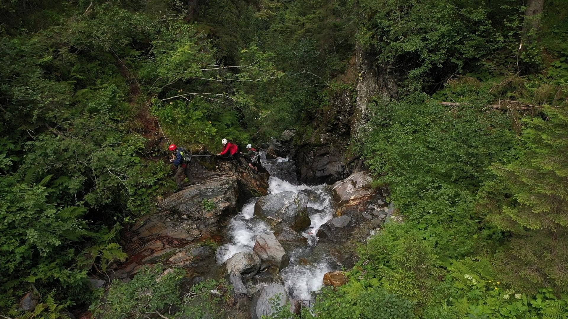 6 Klettersteig Lesachtal