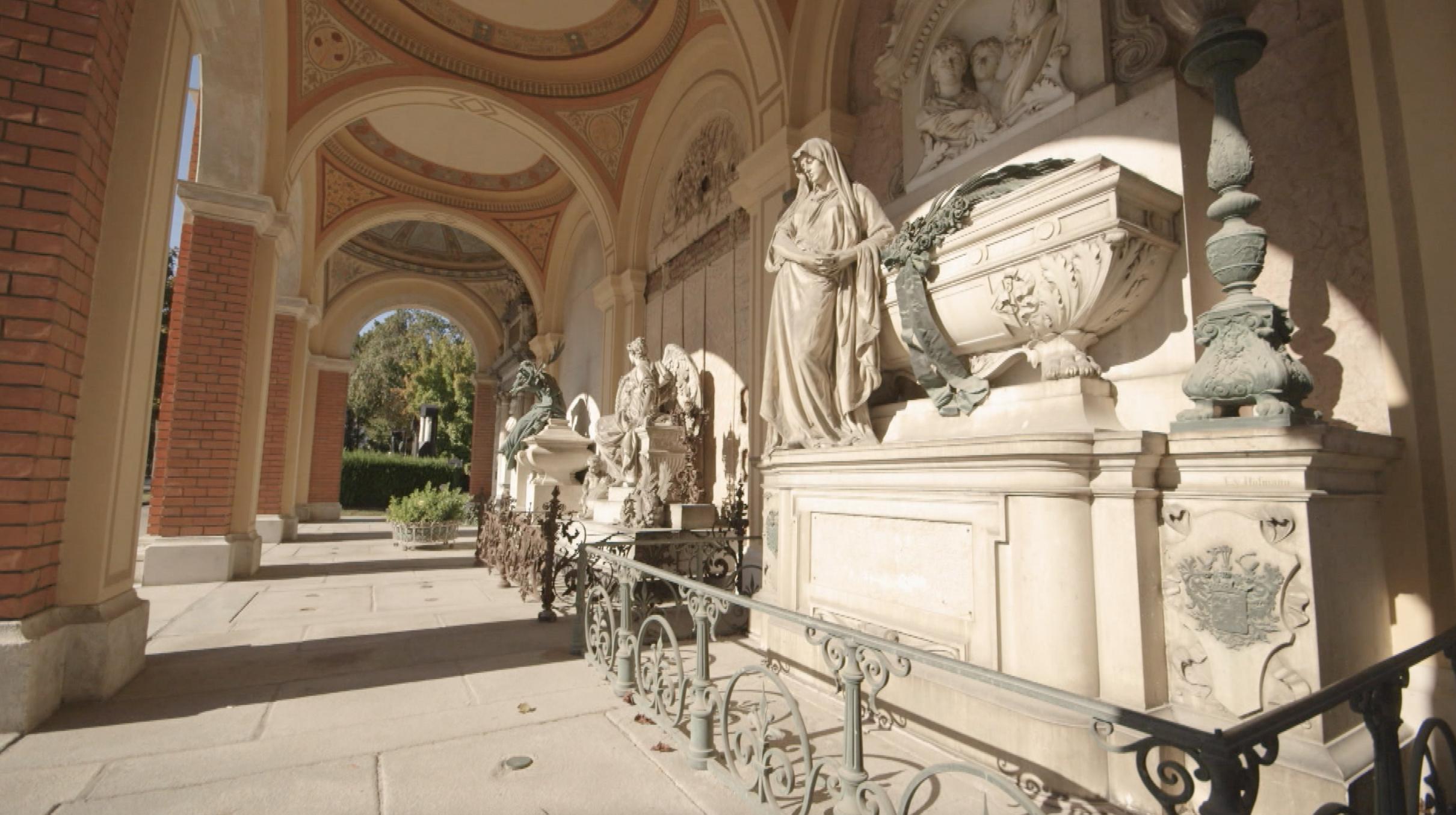 Einmal Kurz Gelacht Zentralfriedhof02