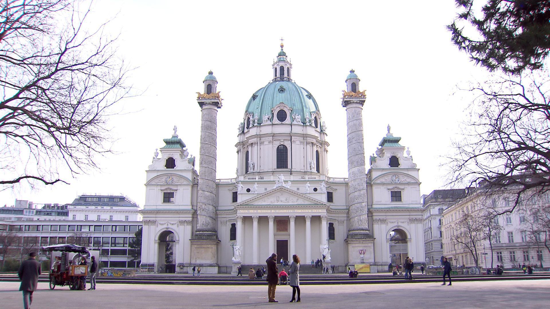 Karl Hohenlohe_Katrin-Unterreiner_Karlskirche_aussen1