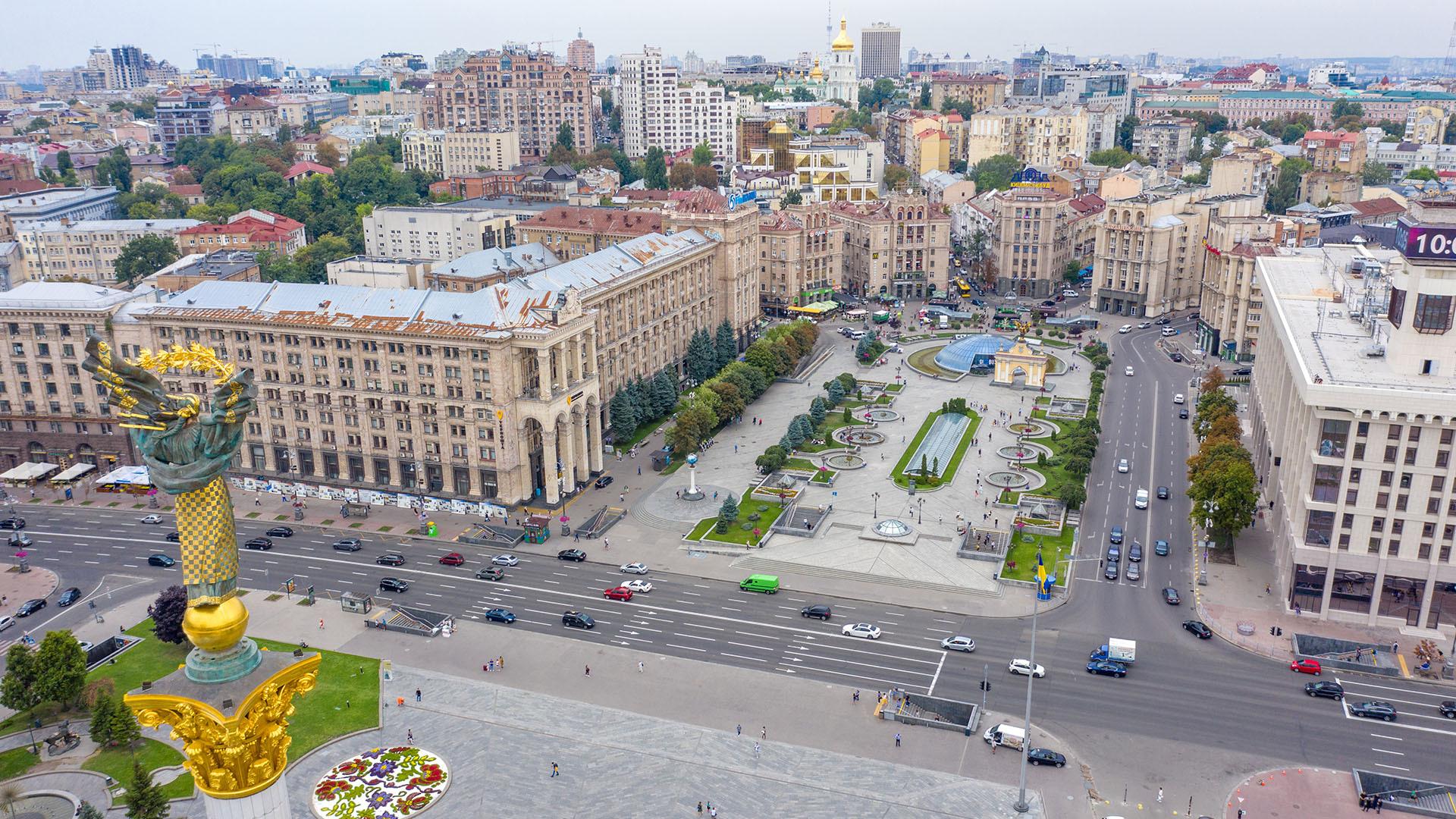 Kiew Platz