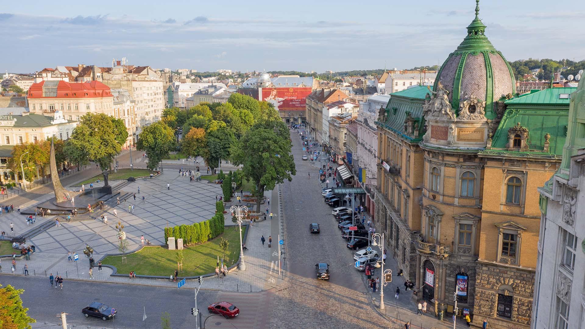 Lviv Prospekt 3