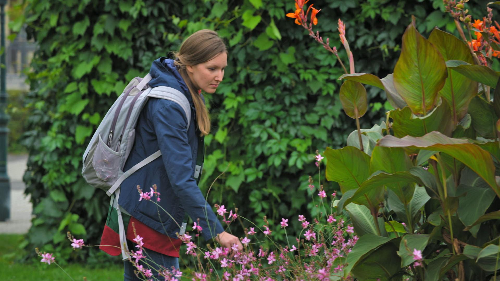 Marie-Luissic-Horvath-Gartenbau-Ingenieurin