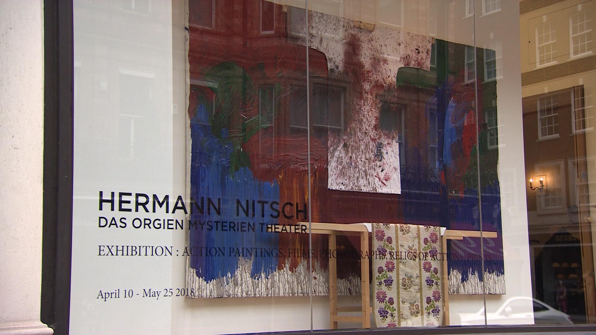 Nitsch_Ausstellung_London
