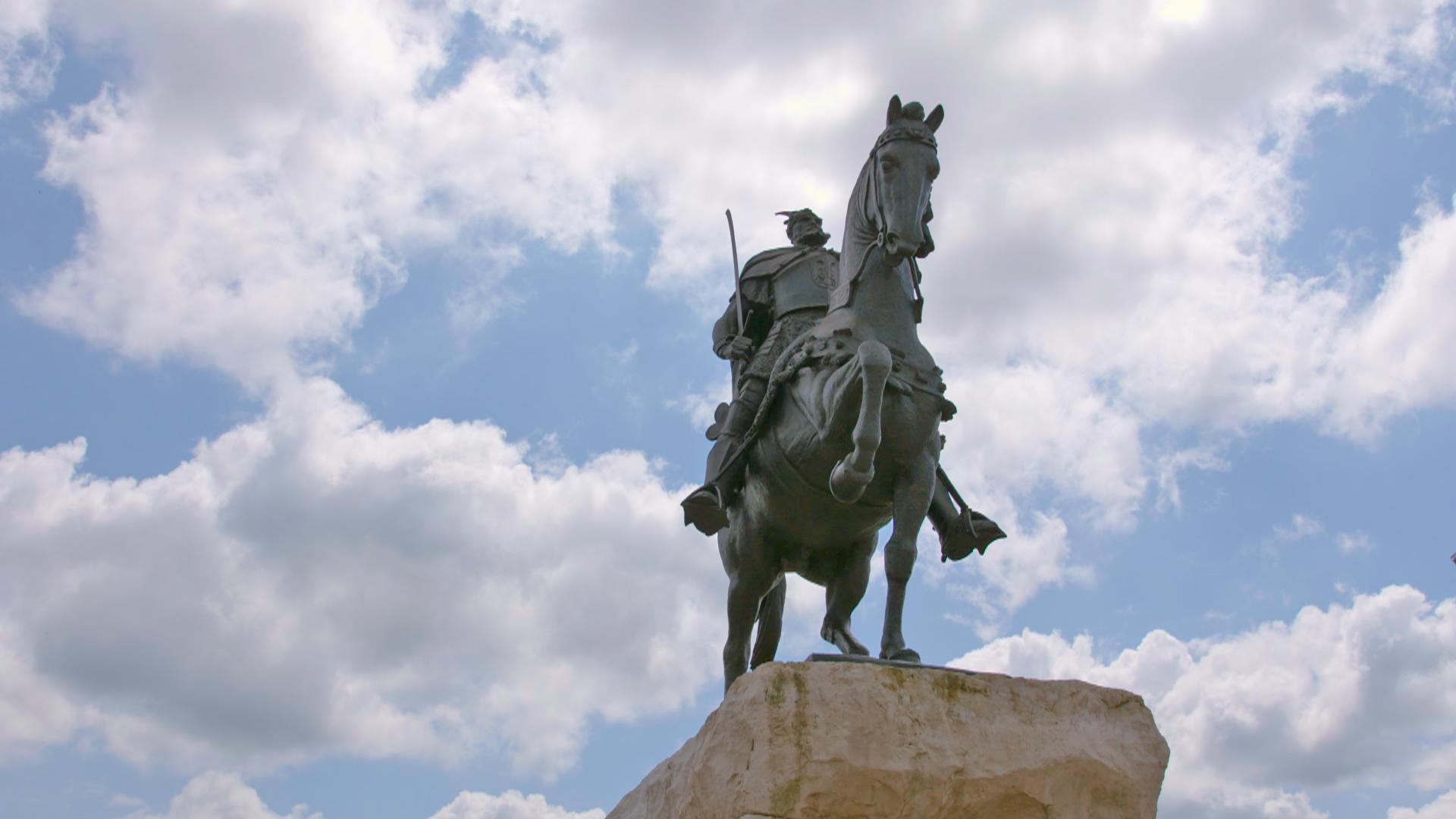 Skanderbeg_Statue