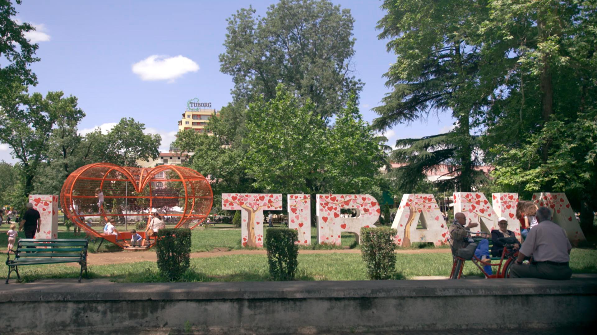 Tirana-Park
