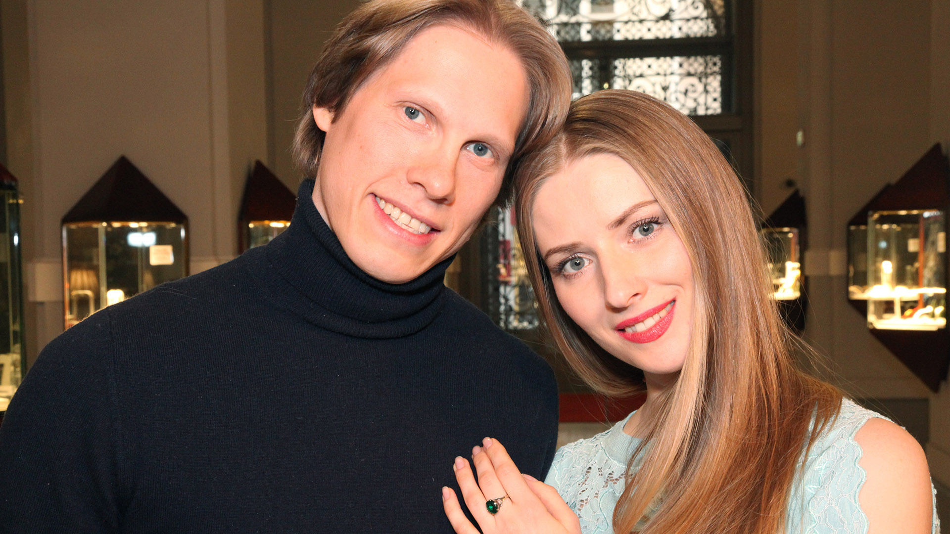WSS74_Kirill Kouralev_Olga Esina_Diamantring